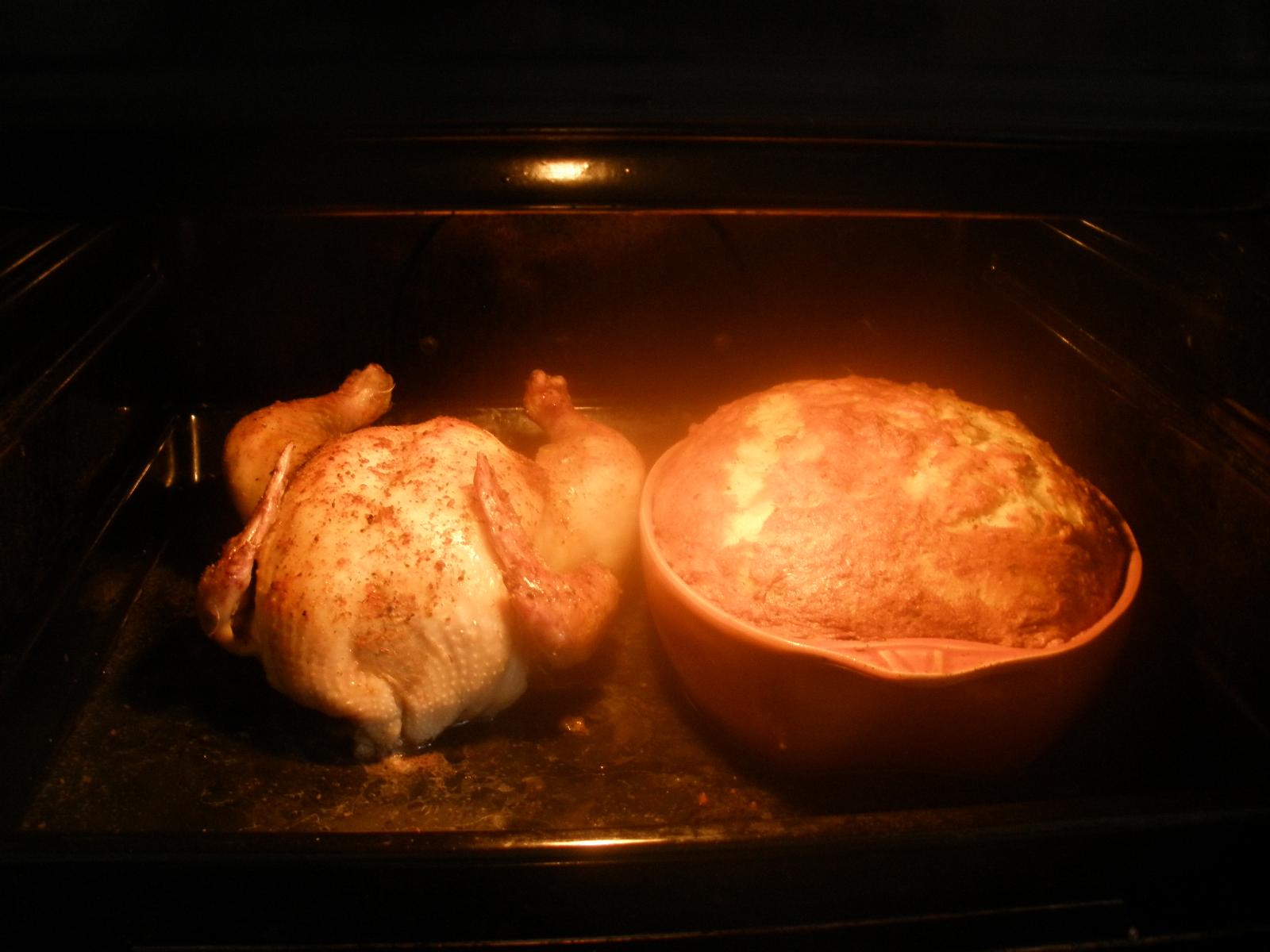 Fotografie receptu: Babiččina nádivka do kuřete