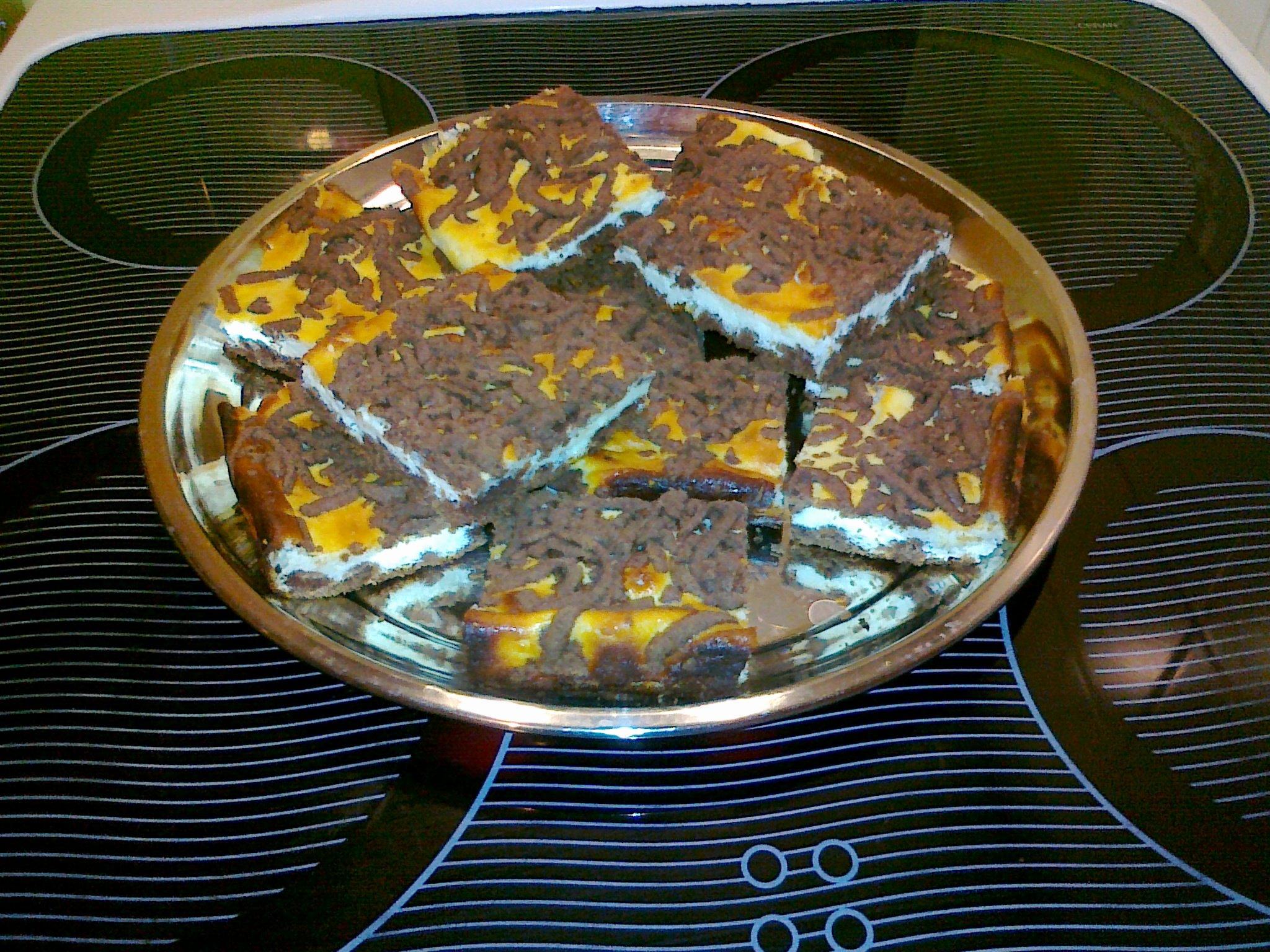 Fotografie receptu: Strouhaná buchta
