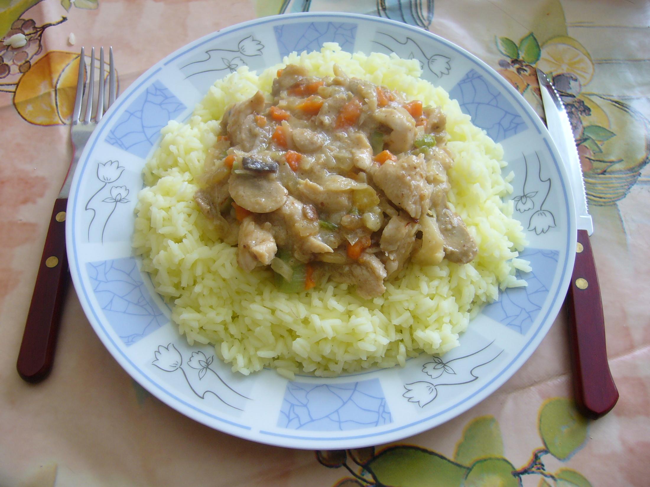 Fotografie receptu: Kuřecí čína