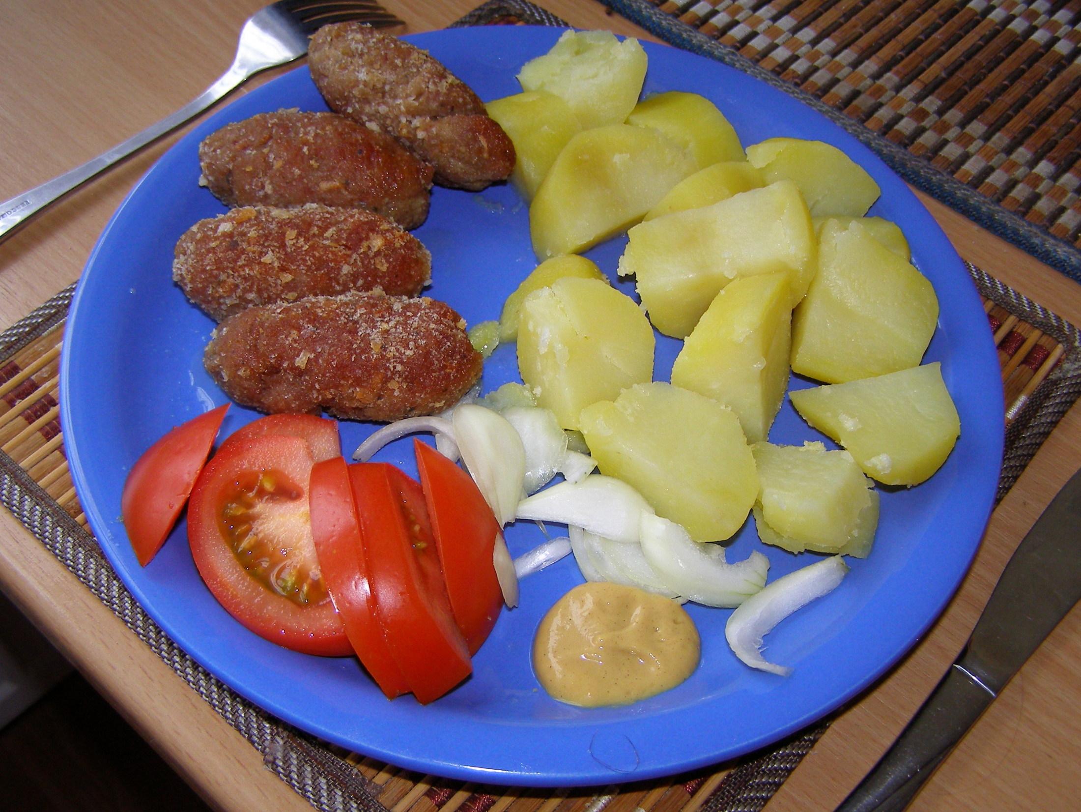 Recept Čevabčiči - Dobré čevabčiči.