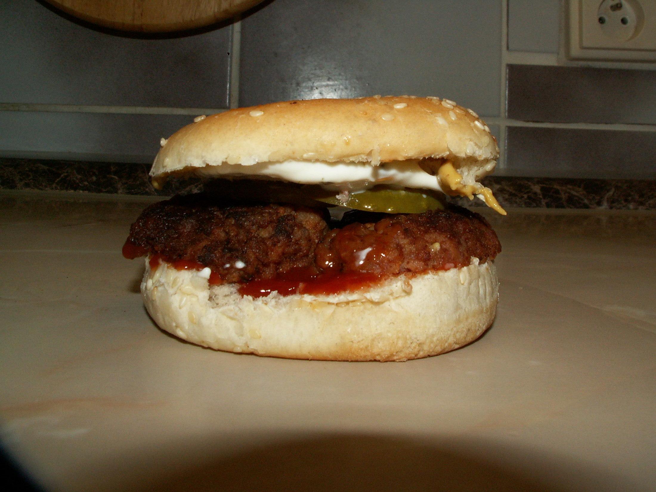 Hamburger originál