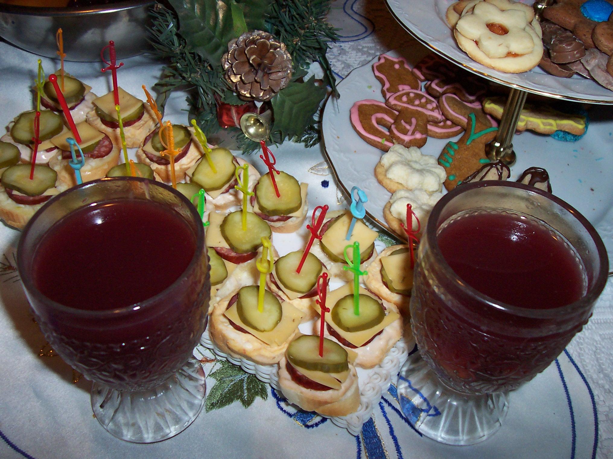 Fotografie receptu: Domácí punč