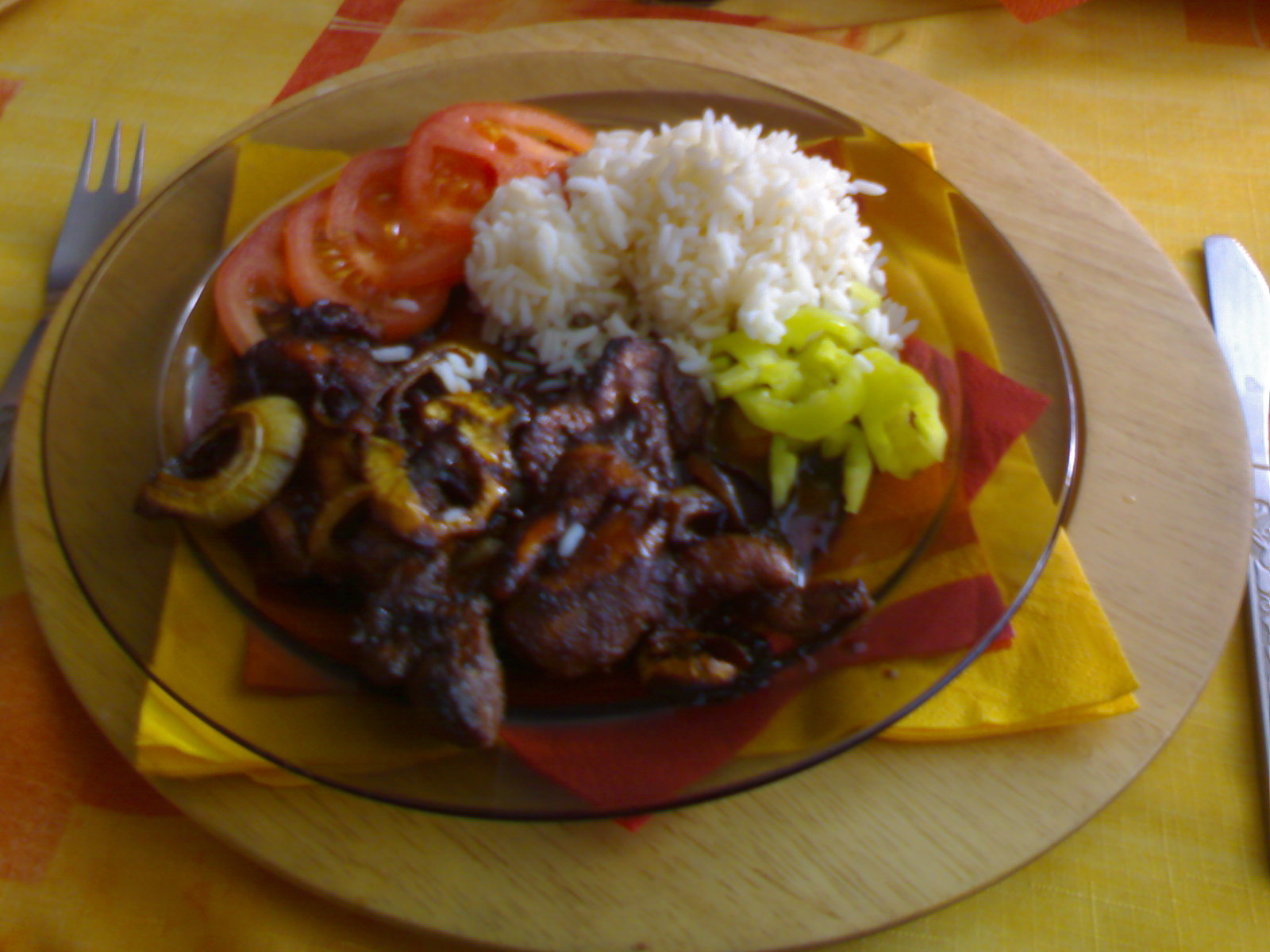Alžírské kuře
