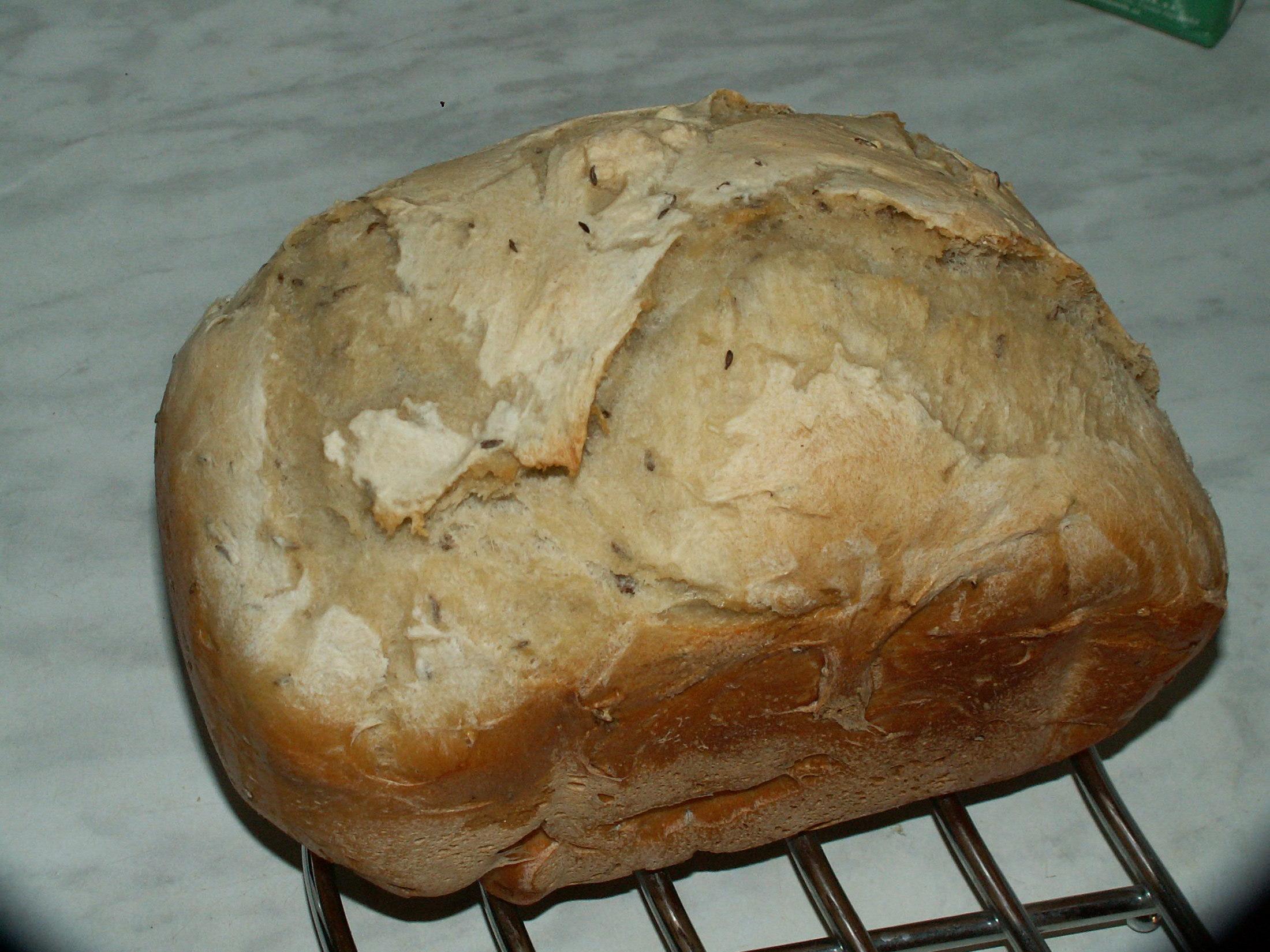 Fotografie receptu: Domácí chléb nejen z pekárny