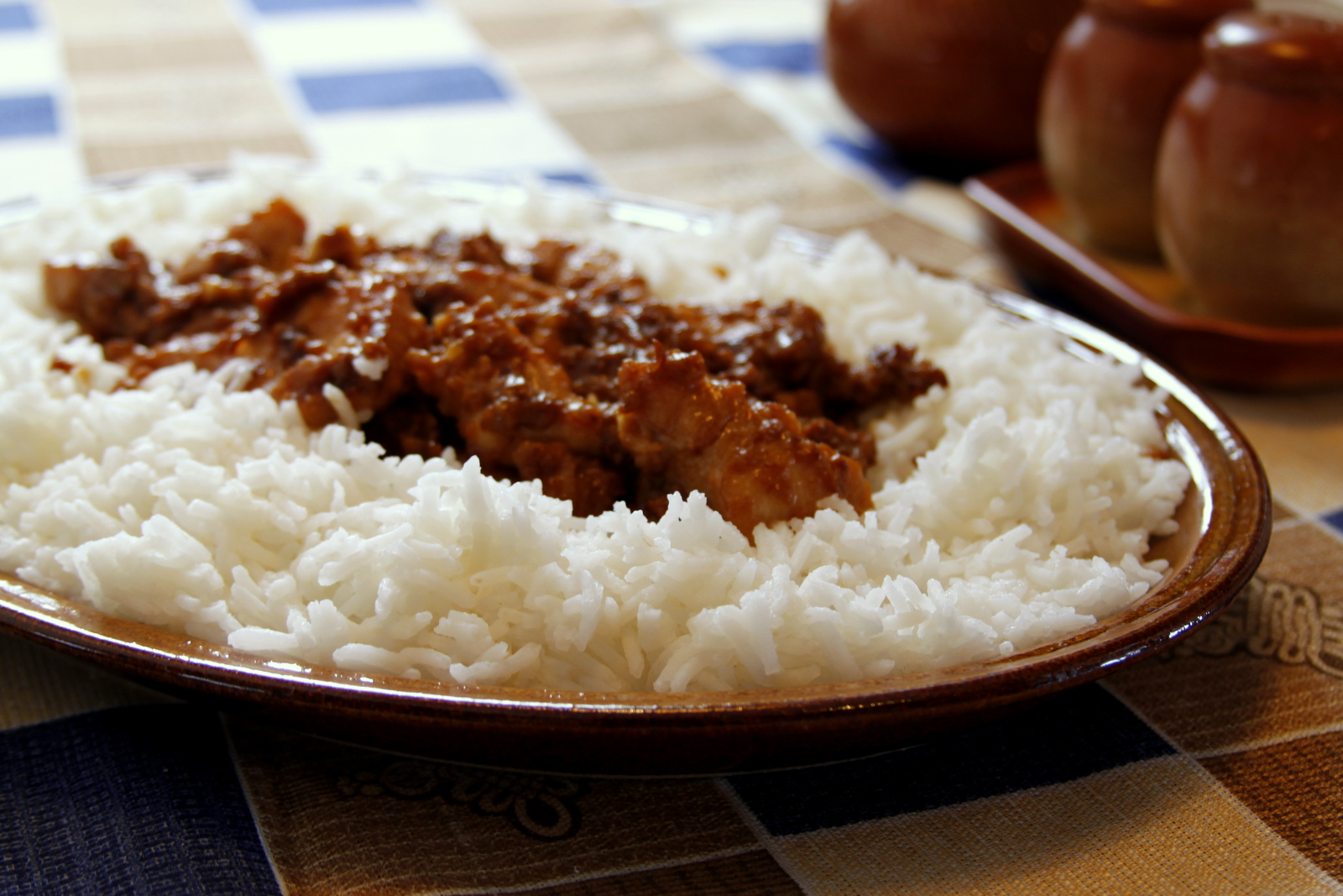 Fotografie receptu: Kuřecí kung-pao