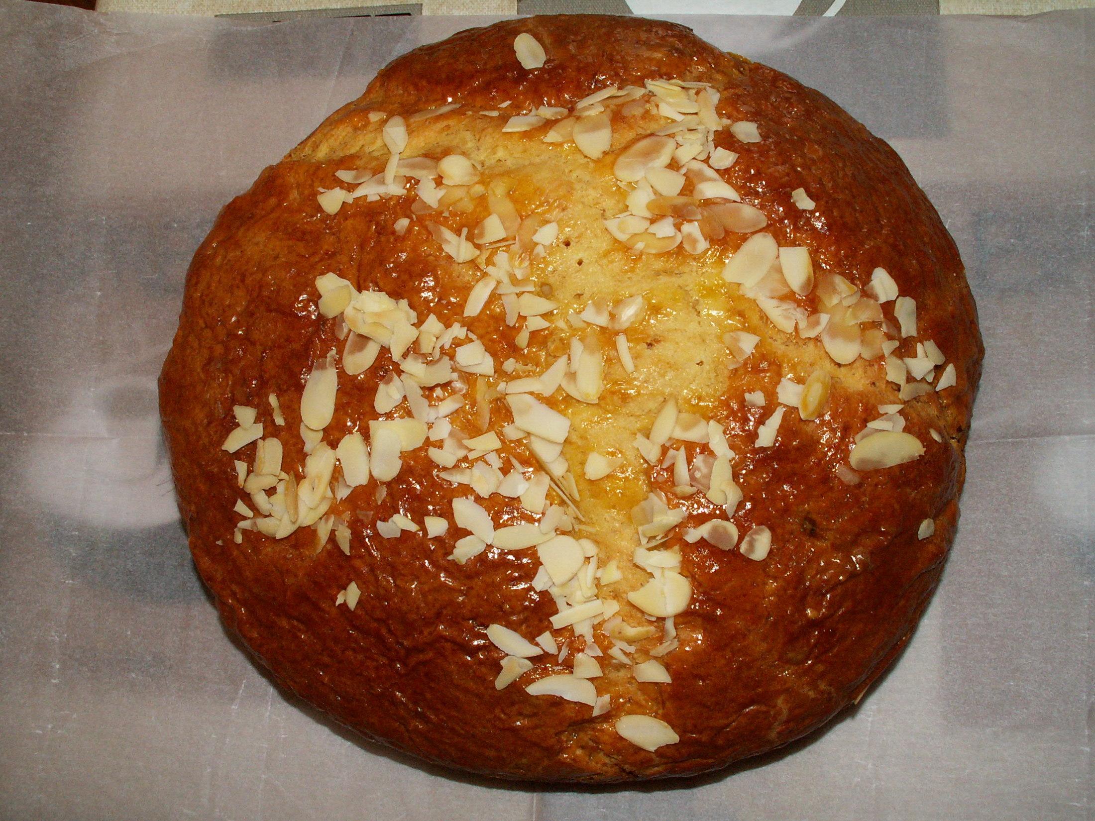 Fotografie receptu: Babiččin mazanec