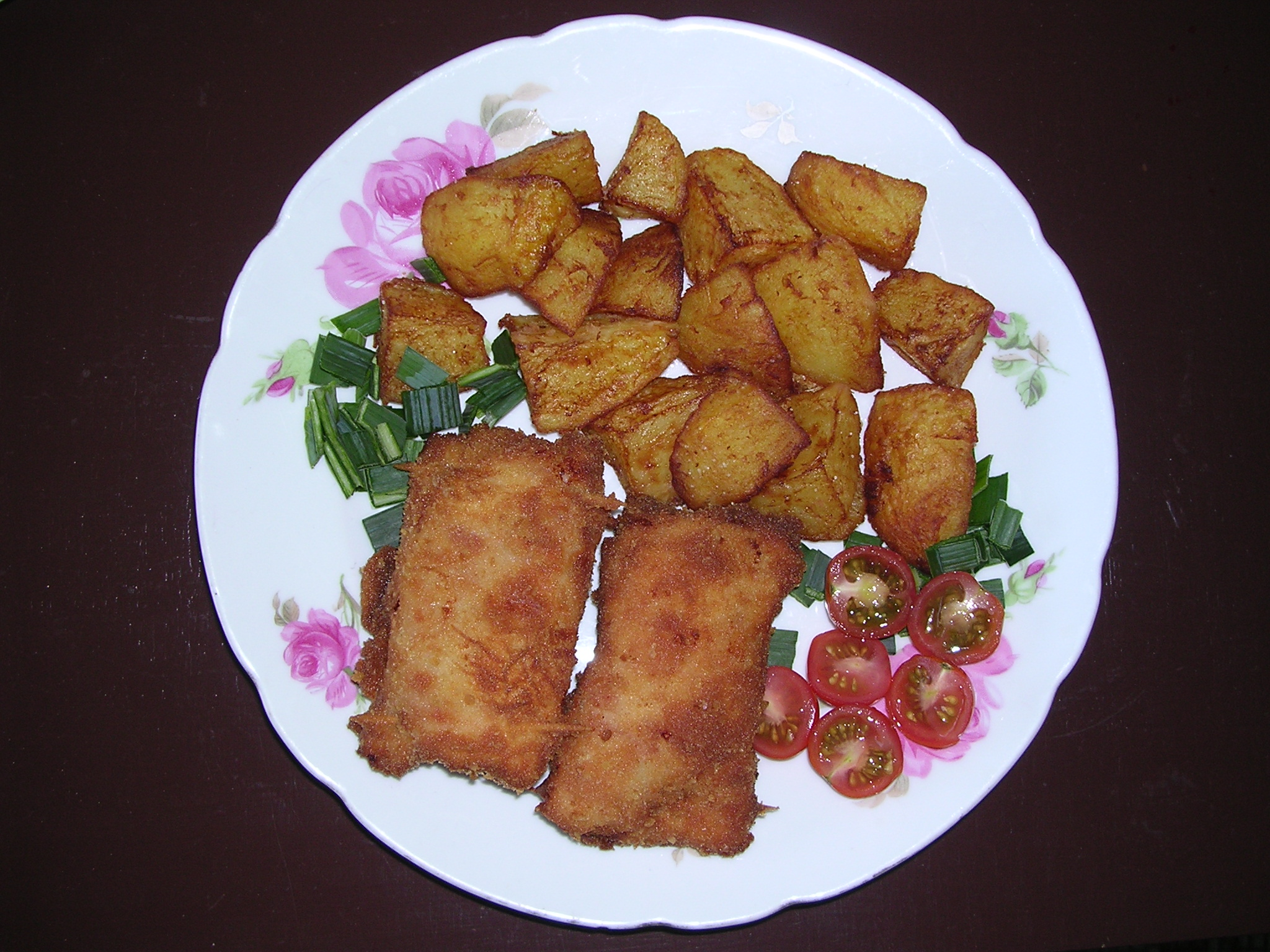 Recept Šunkové rolky s kuřecím masem - Šunkové rolky s kuřecím masem.