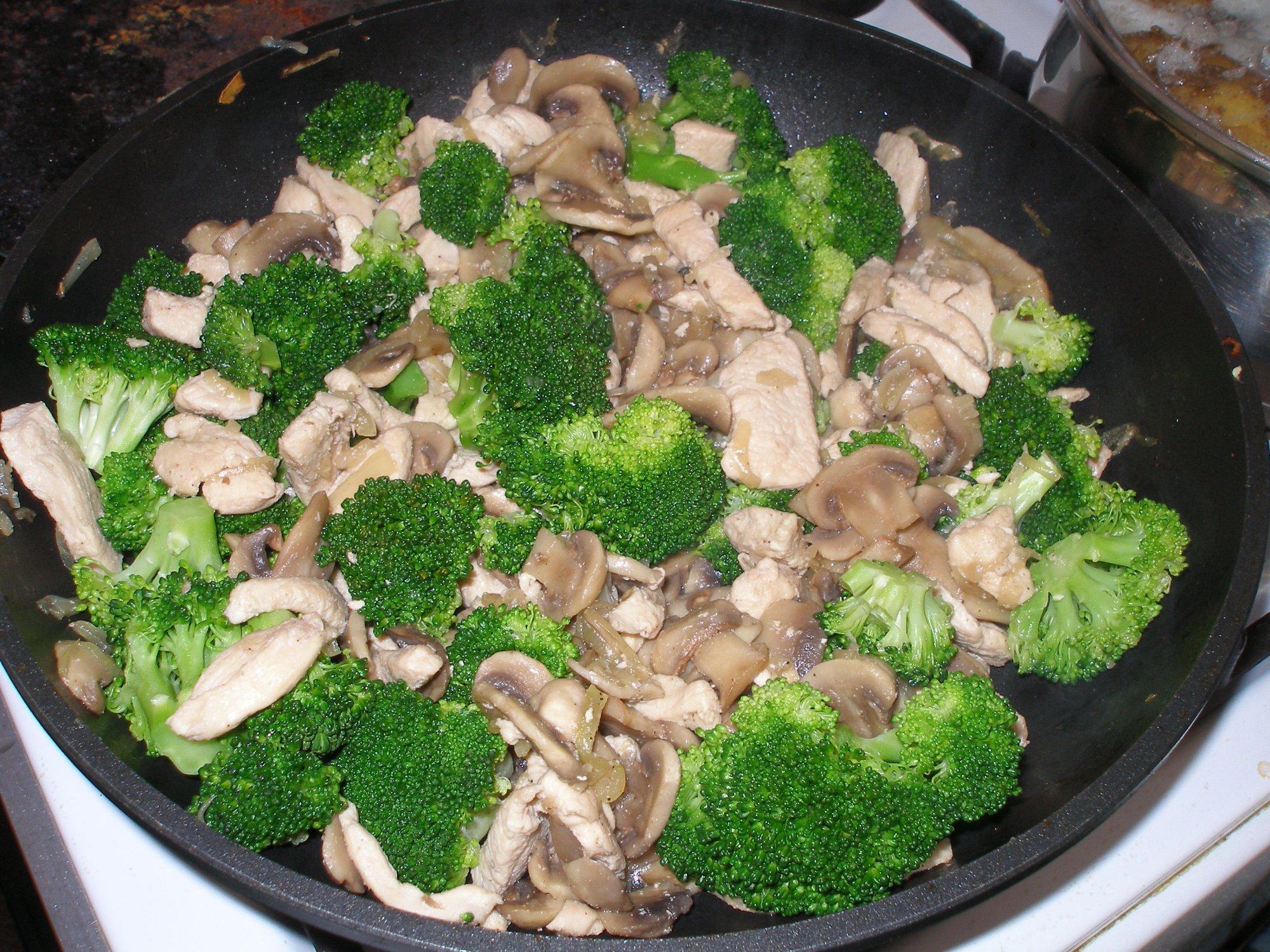 Fotografie receptu: Zapečené kuřecí maso