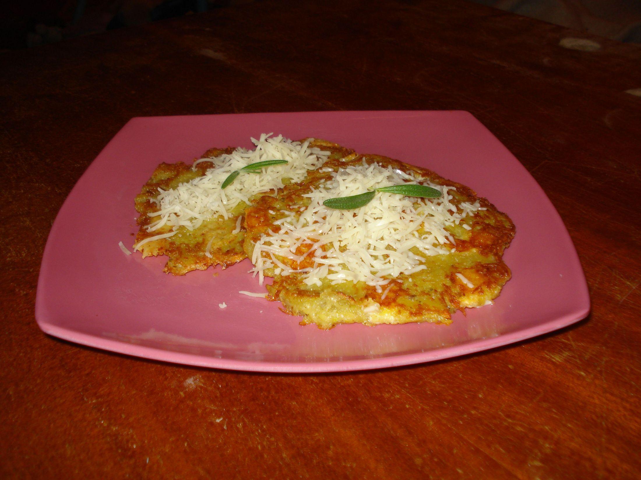Sýrové bramboráky 2