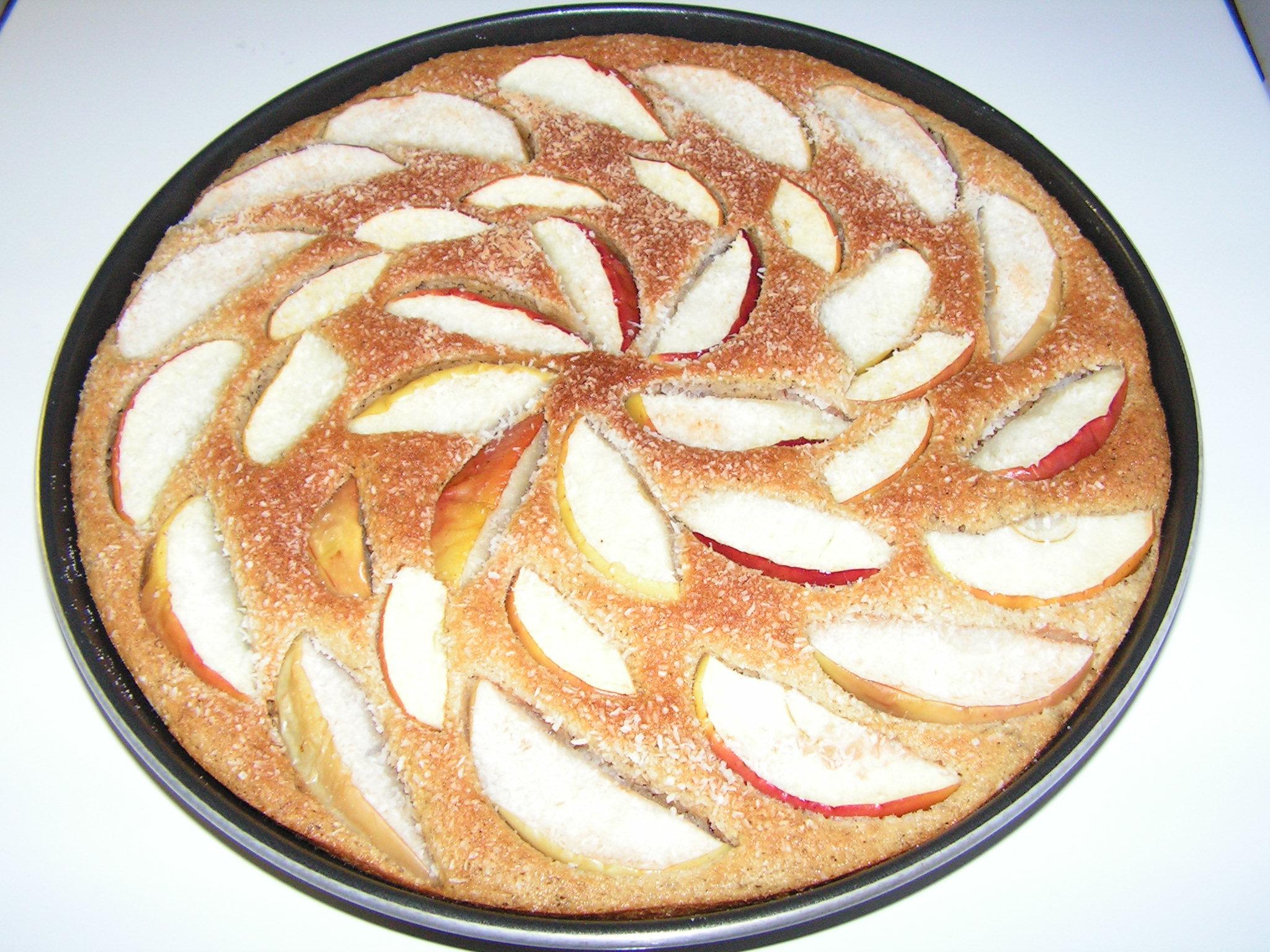Fotografie receptu: Banánový koláč 2