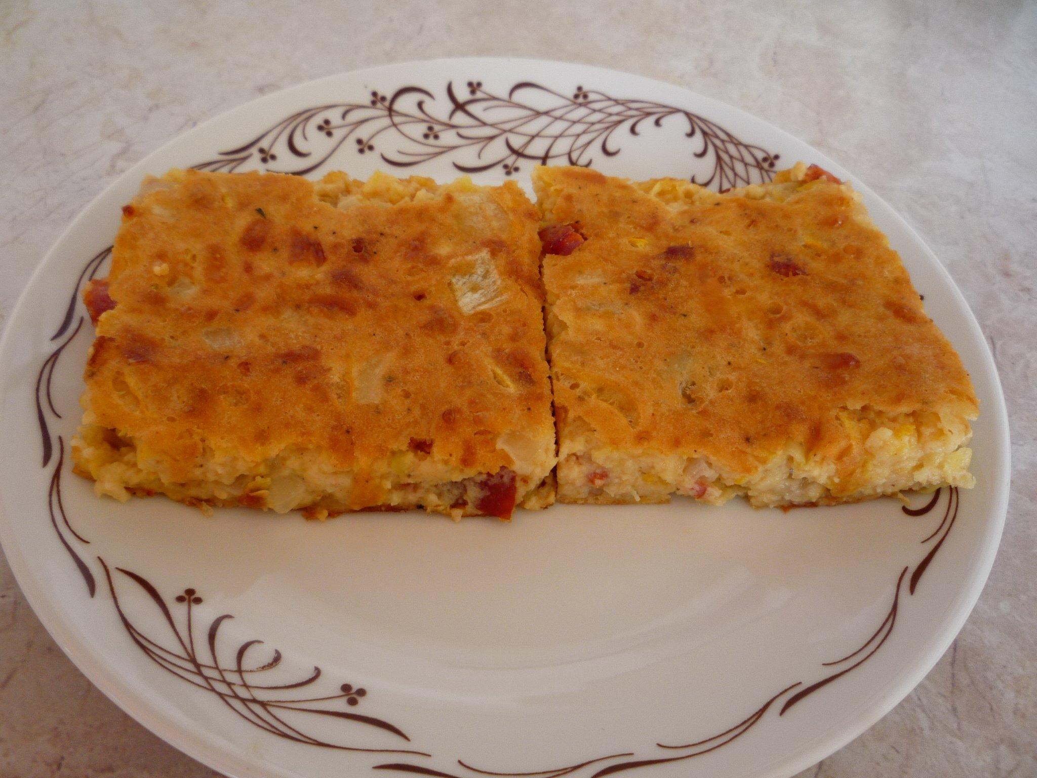 Recept Hrníčková cuketová nádivka - Hotová nádivka se dá jíst s brambory nebo jen s čerstvou zeleninou.
