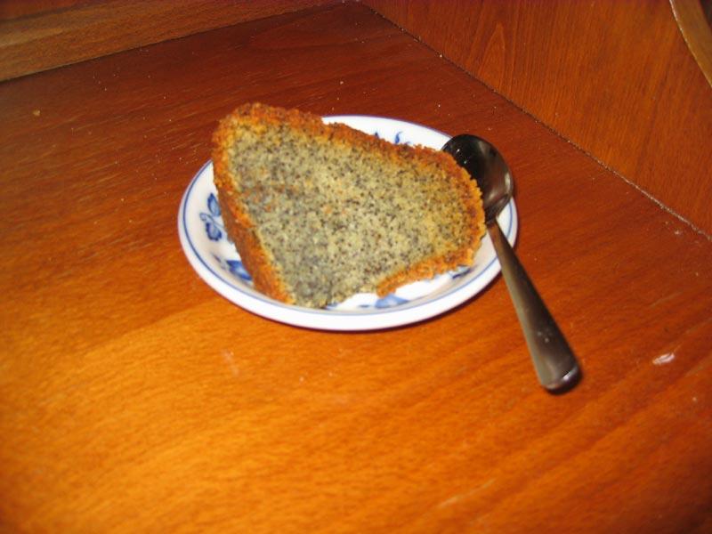 Fotografie receptu: Rychlá maková bábovka