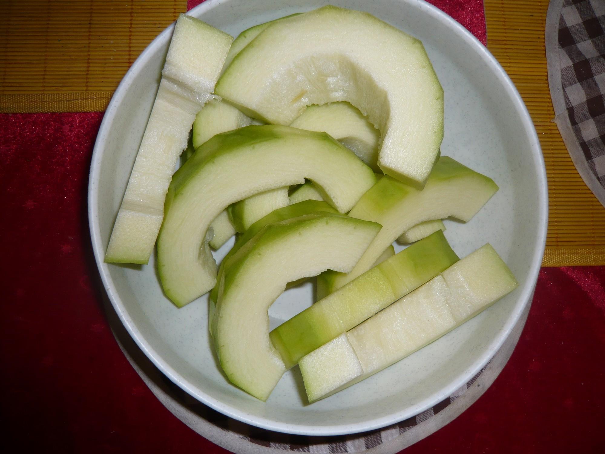 Recept Kakaová cuketová buchta - Cuketa na buchtu.