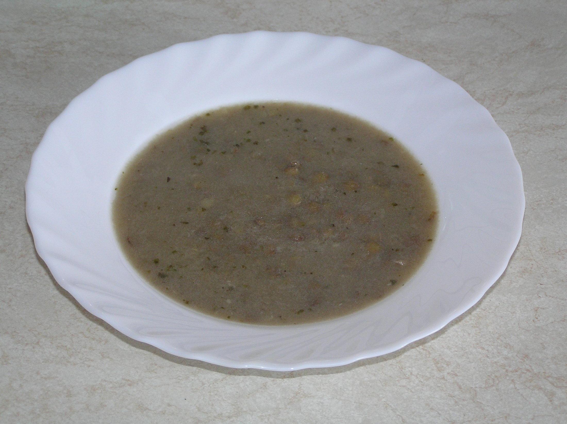 Recept Rychlá čočková polévka - Tuhle rychlou čočkovku miluje celá rodina.