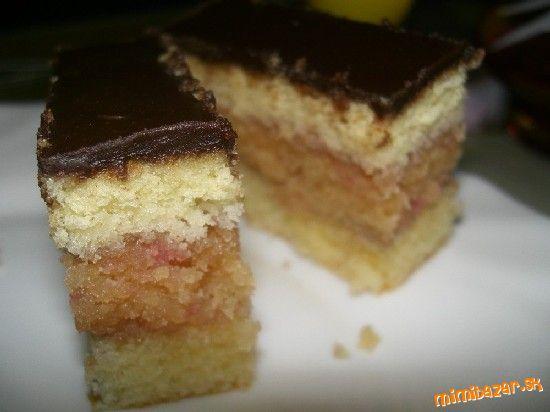Punčový koláč od prababky