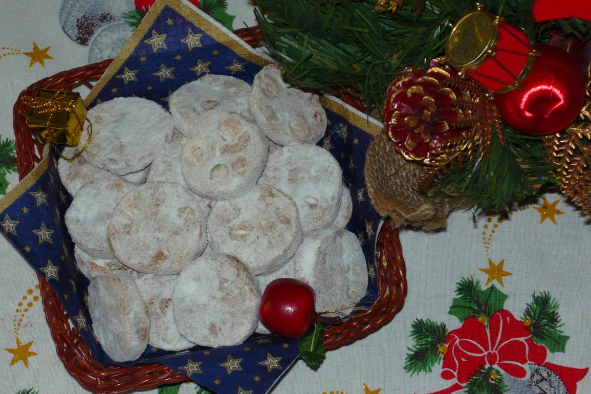 Fotografie receptu: Masarykovo cukroví