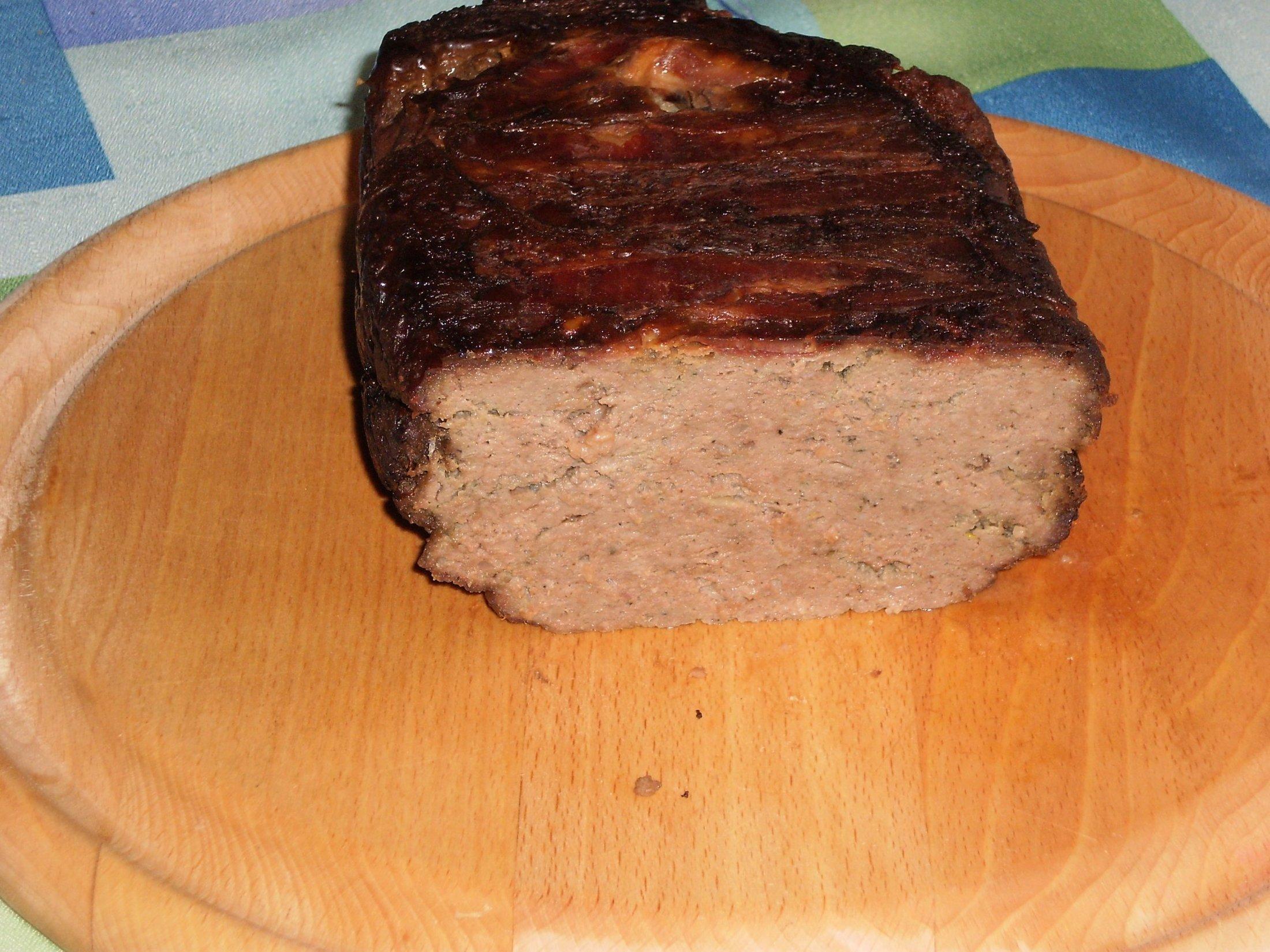 Fotografie receptu: Játrová pochoutka z domácí pekárny