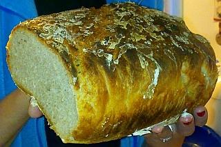 Fotografie receptu: Hrníčkový chléb