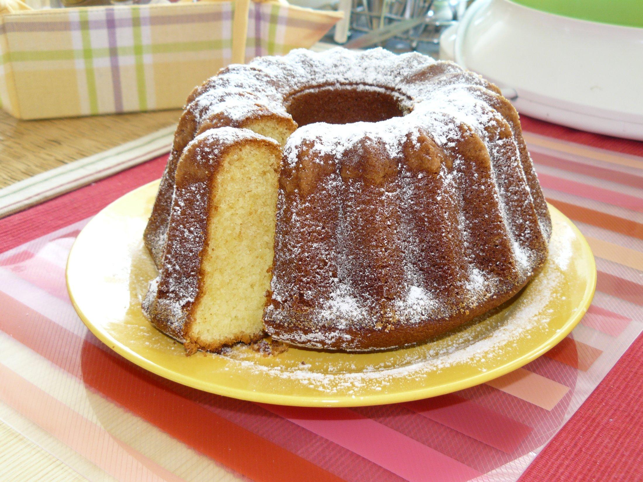 Fotografie receptu: Rychlá pudinková bábovka