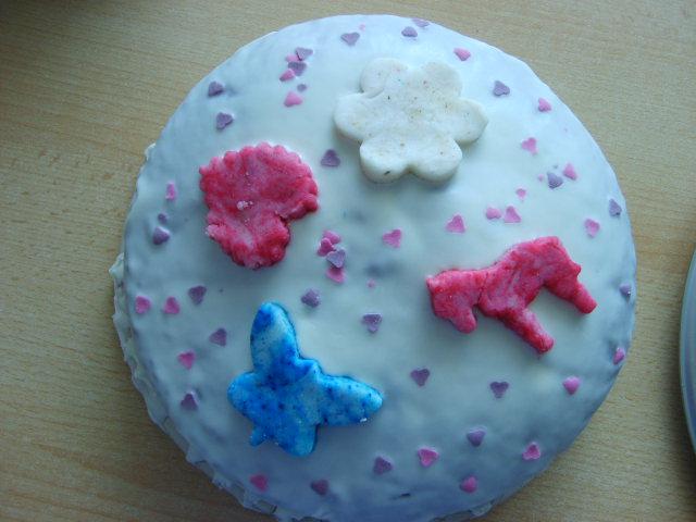 Sacher dort sestřičky Dáši