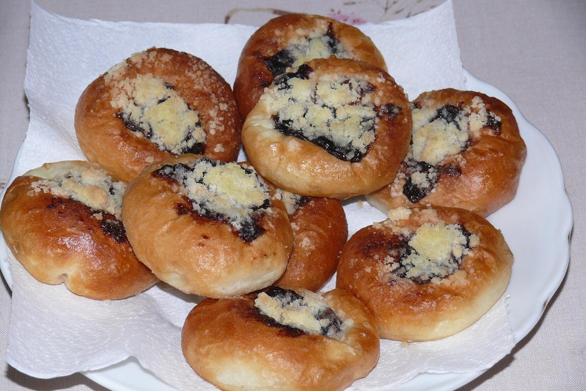 Recept Kynuté koláče naší babičky - Upečené mini-koláčky.