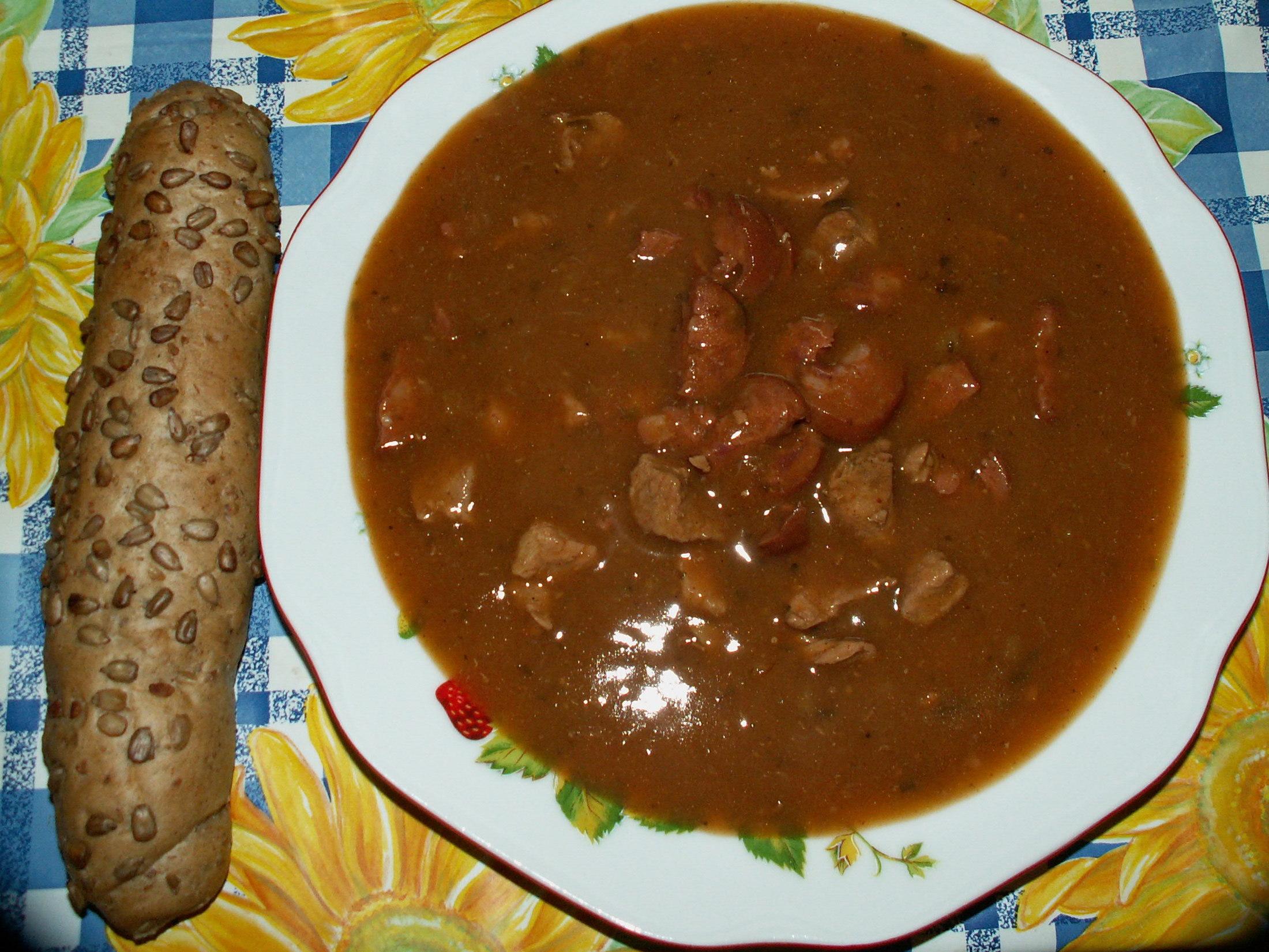 Fotografie receptu: Debrecínský guláš