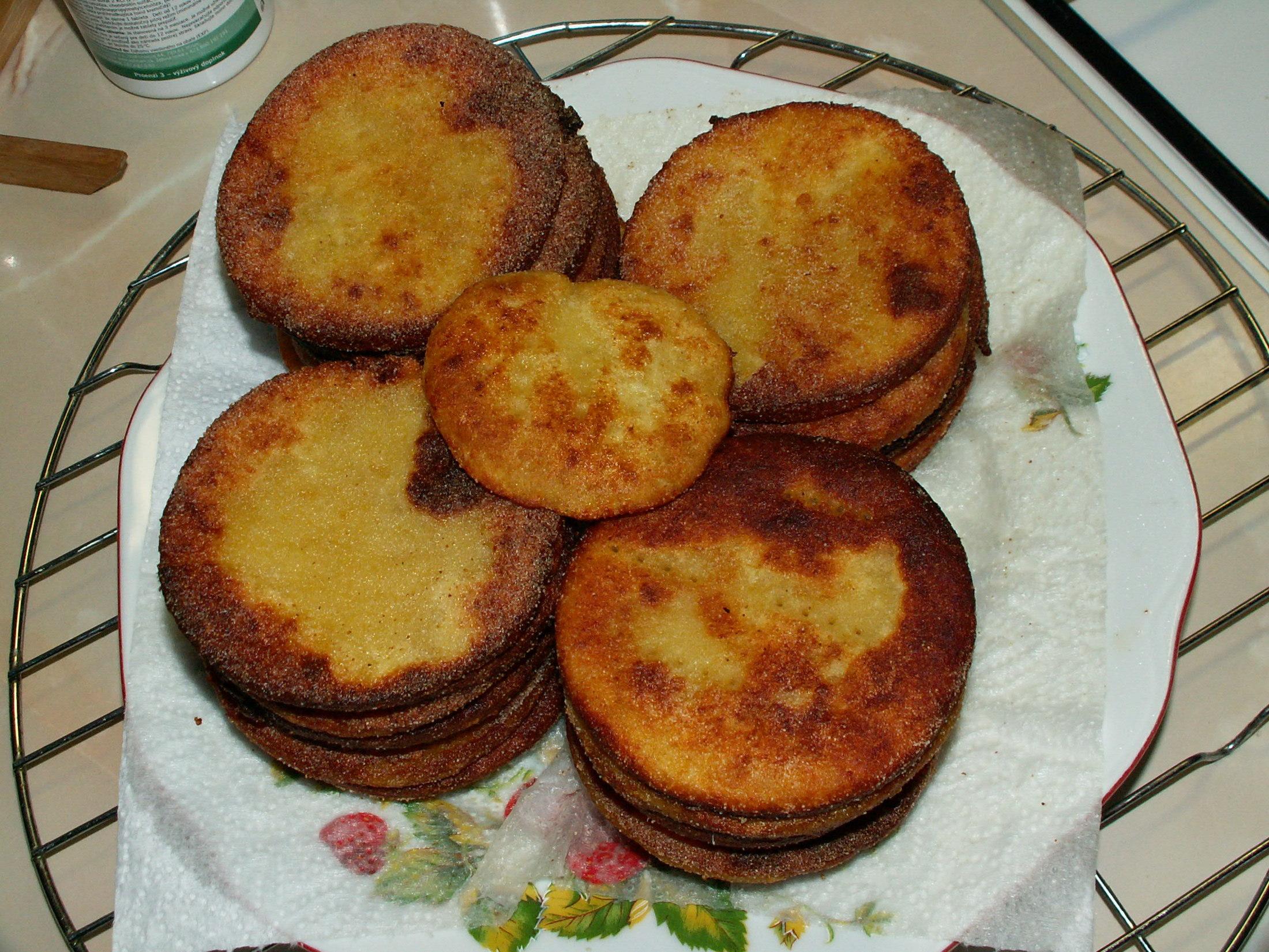 Recept Jemné bramborové placičky - Bramborové placičky.