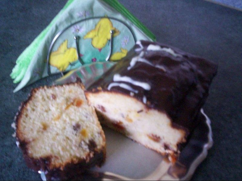 Recept Tetin biskupský chlebíček - Moc toho už nezůstalo, jak jim chutná.