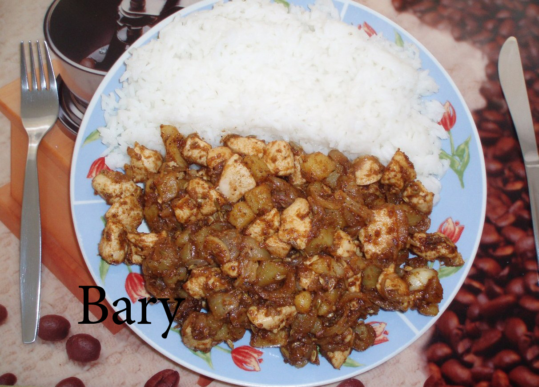 Recept Kuřecí Vindaloo - Hotovo :-)