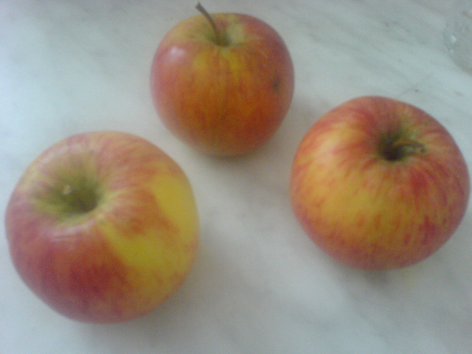 Jablíčka na másle