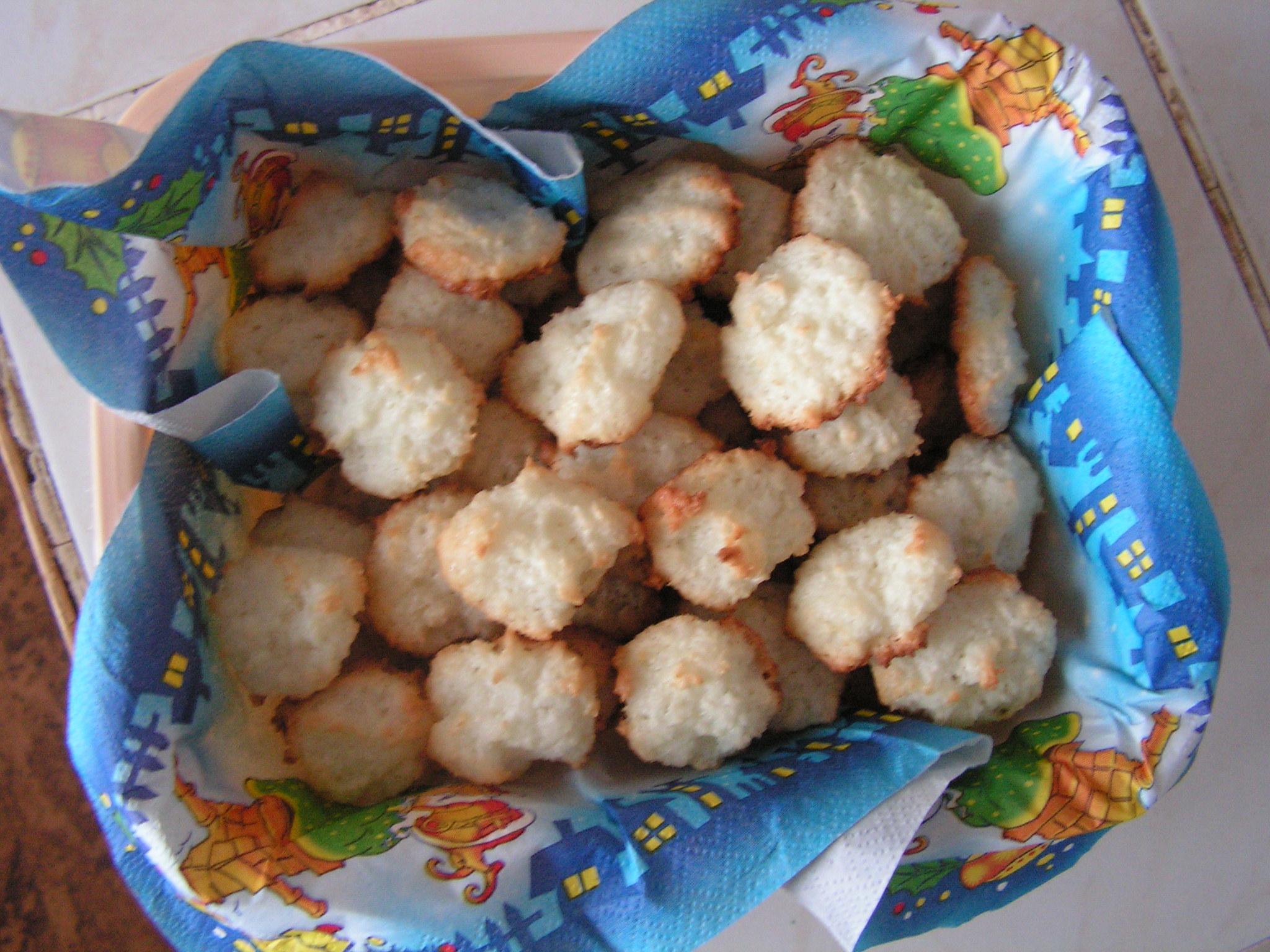 Recept Klasické kokosky - Už jsou ty tam... děkuji za recept. Budeme se k nim vracet.