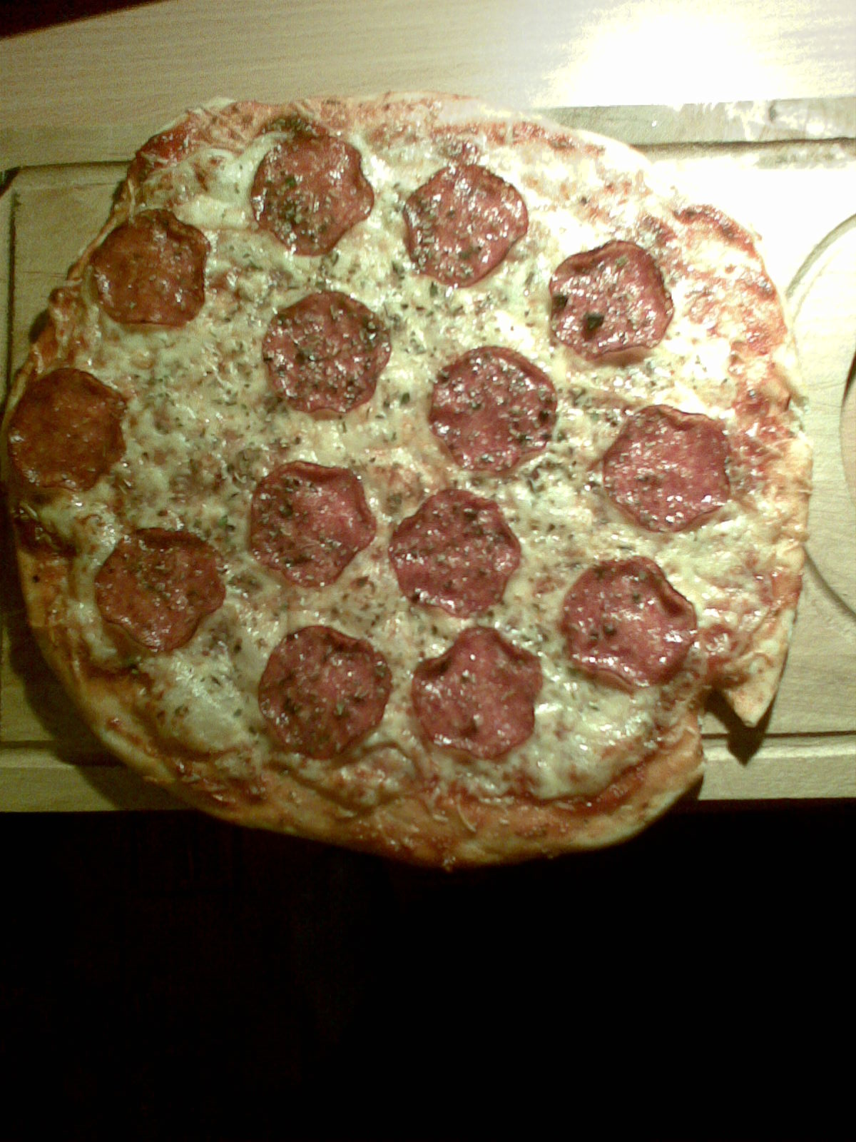 Fotografie receptu: Těsto na pizzu z pizzerie