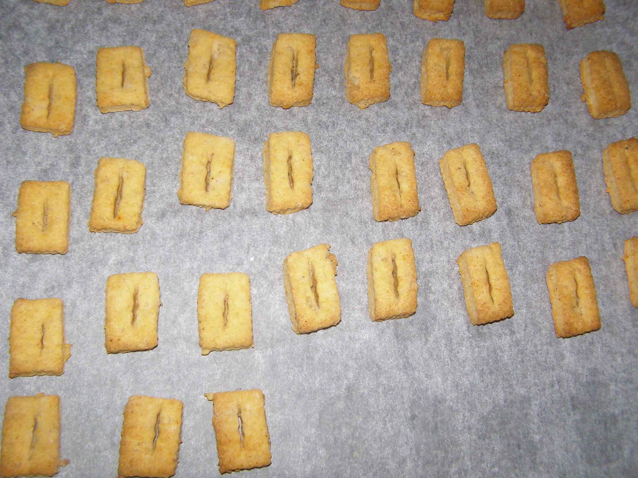 Recept Pagáčky - Pagáčky samotné