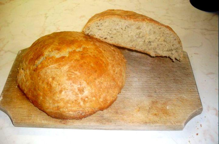 Recept Domácí chléb - Domácí chléb je super.