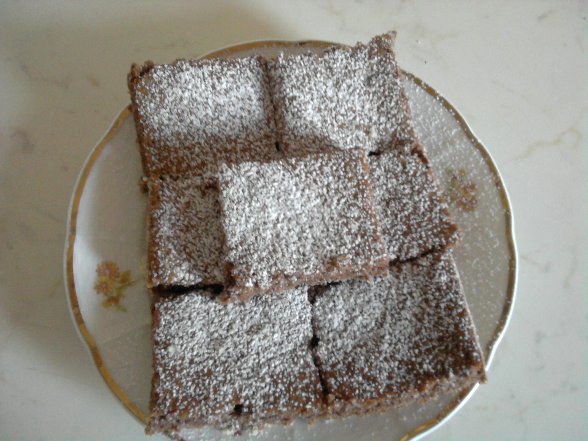 Recept Rychlý perník - Perník posypaný cukrem :)