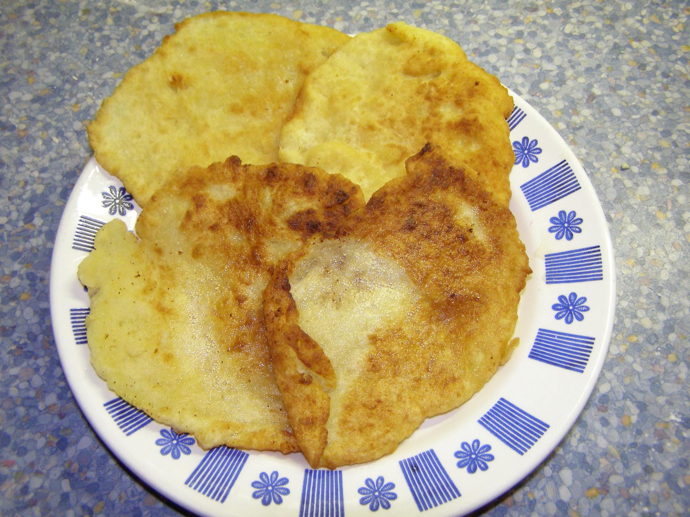 Recept Bramborové placky - Bramborové placky.