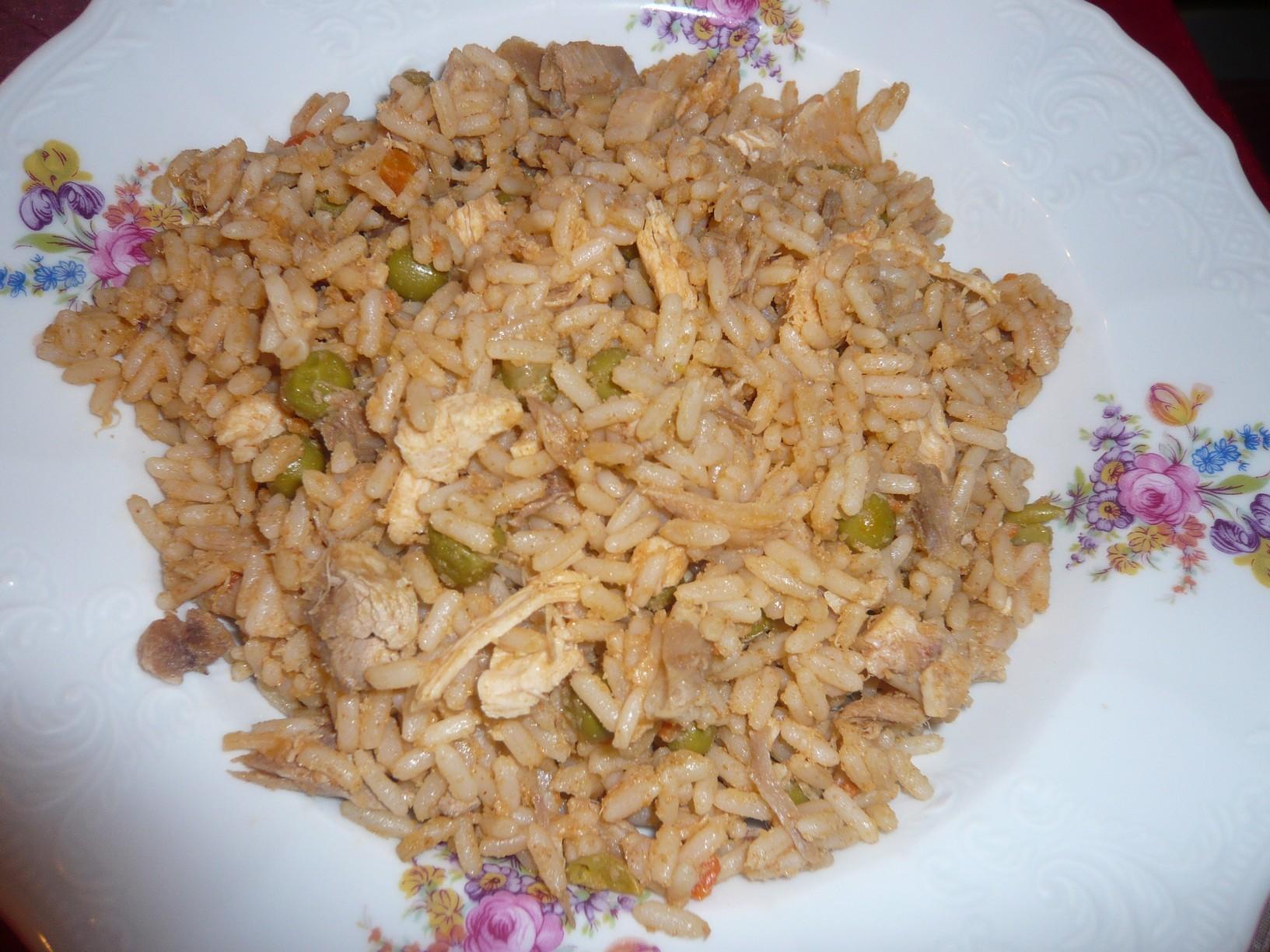 Fotografie receptu: Kuřecí rizoto