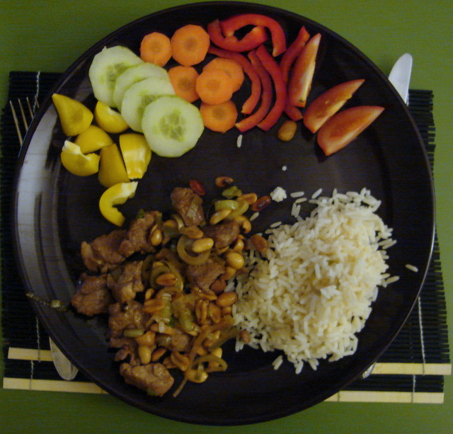 Recept Kung Pao z vepřového masa - Kung pao z vepřového masa.