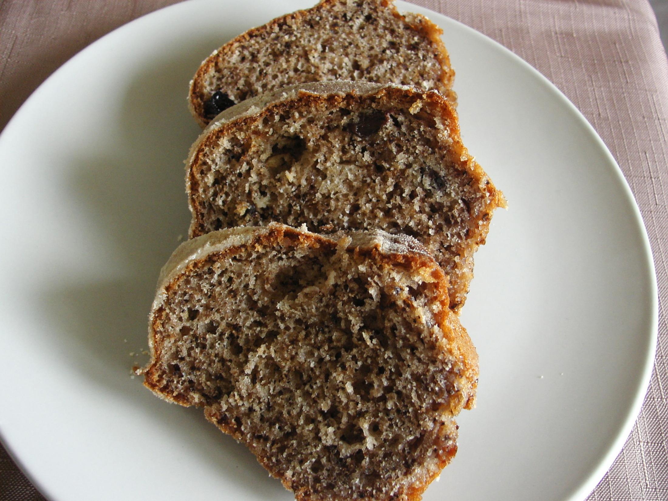 Fotografie receptu: Rychlá ořechová bábovka