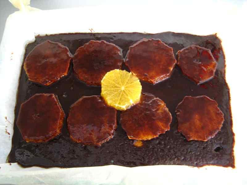 Australský mrkvový koláč