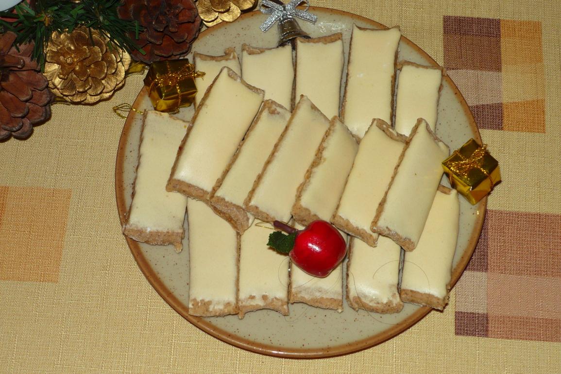 Fotografie receptu: Pařížské tyčinky