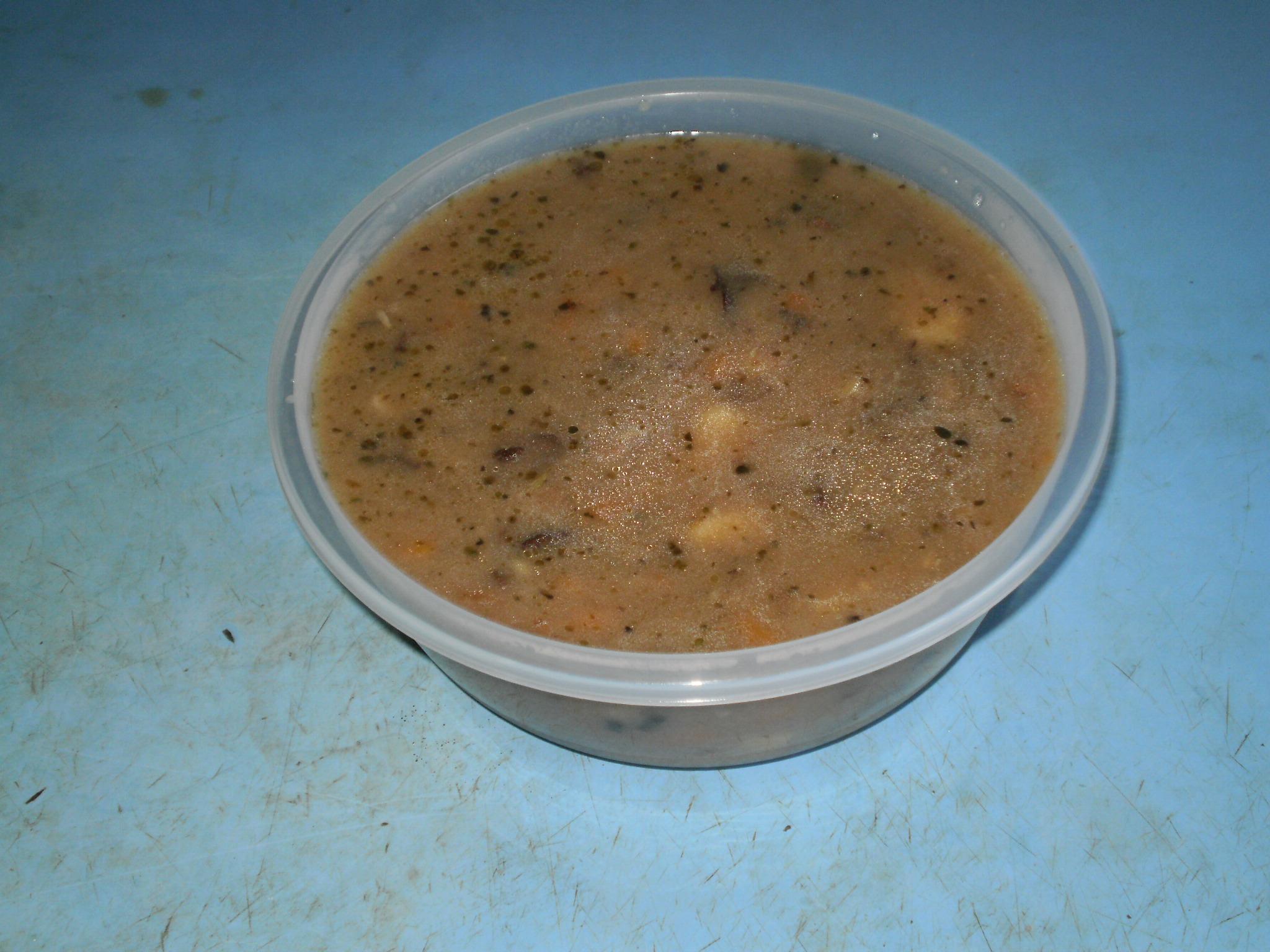 Recept Babiččina bramboračka - Chutná polévka od babičky.