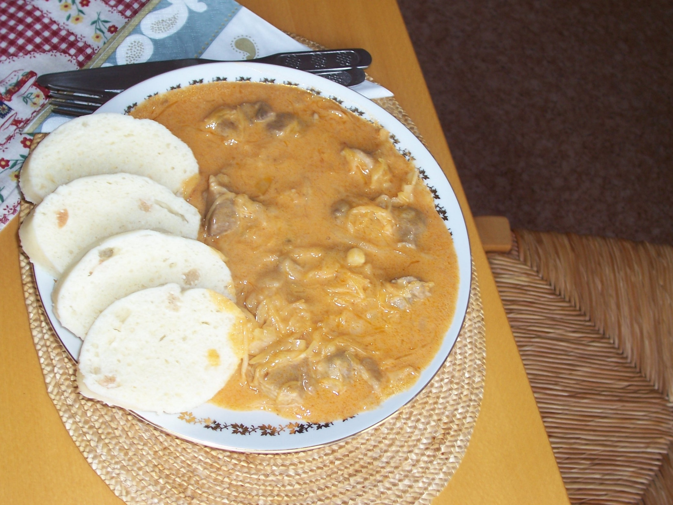 Recept Segedínský guláš - Segedínský guláš u nás doma.