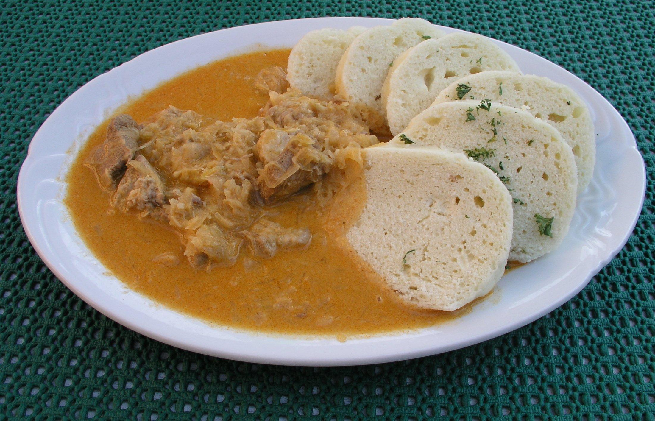 Fotografie receptu: Segedínský guláš