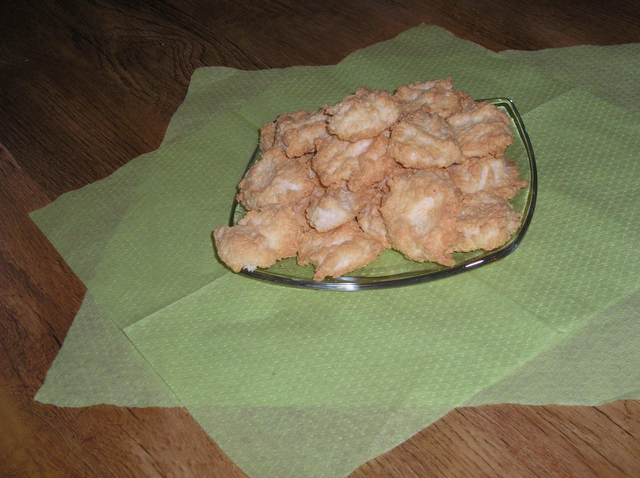 Recept Kokosové pusinky - Není třeba komentář, fakt úžasné kokosky.