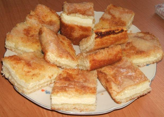 Fotografie receptu: Rychlý tvarohový koláč