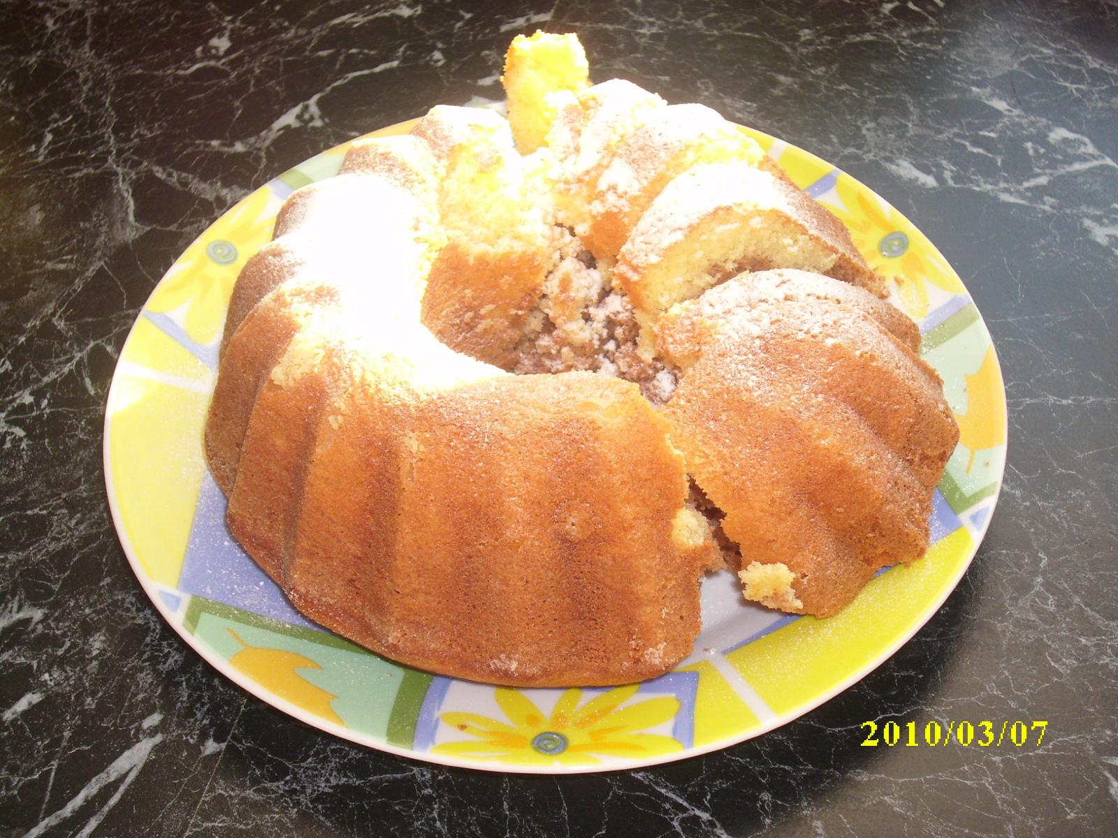 Recept Babiččina bábovka - vynikající bábovka