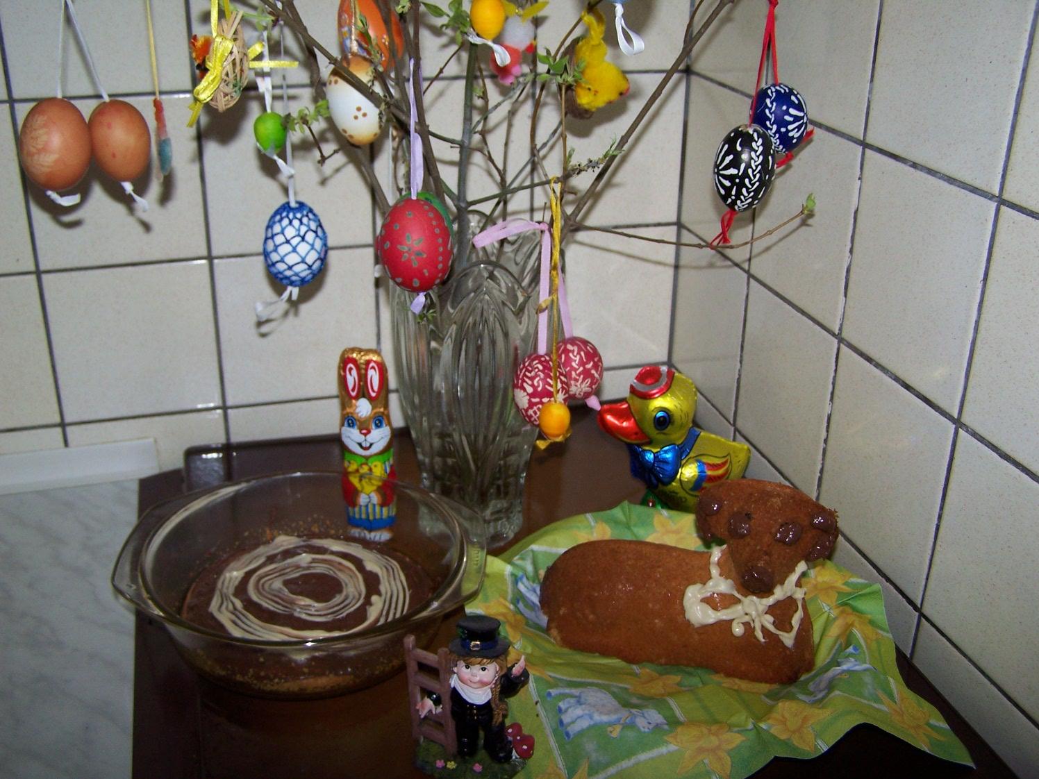 Velikonoční beránek 2
