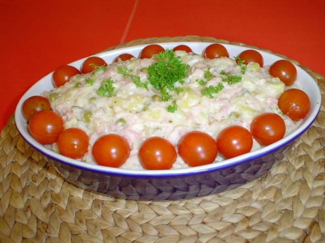 Pochoutkový bramborový salát