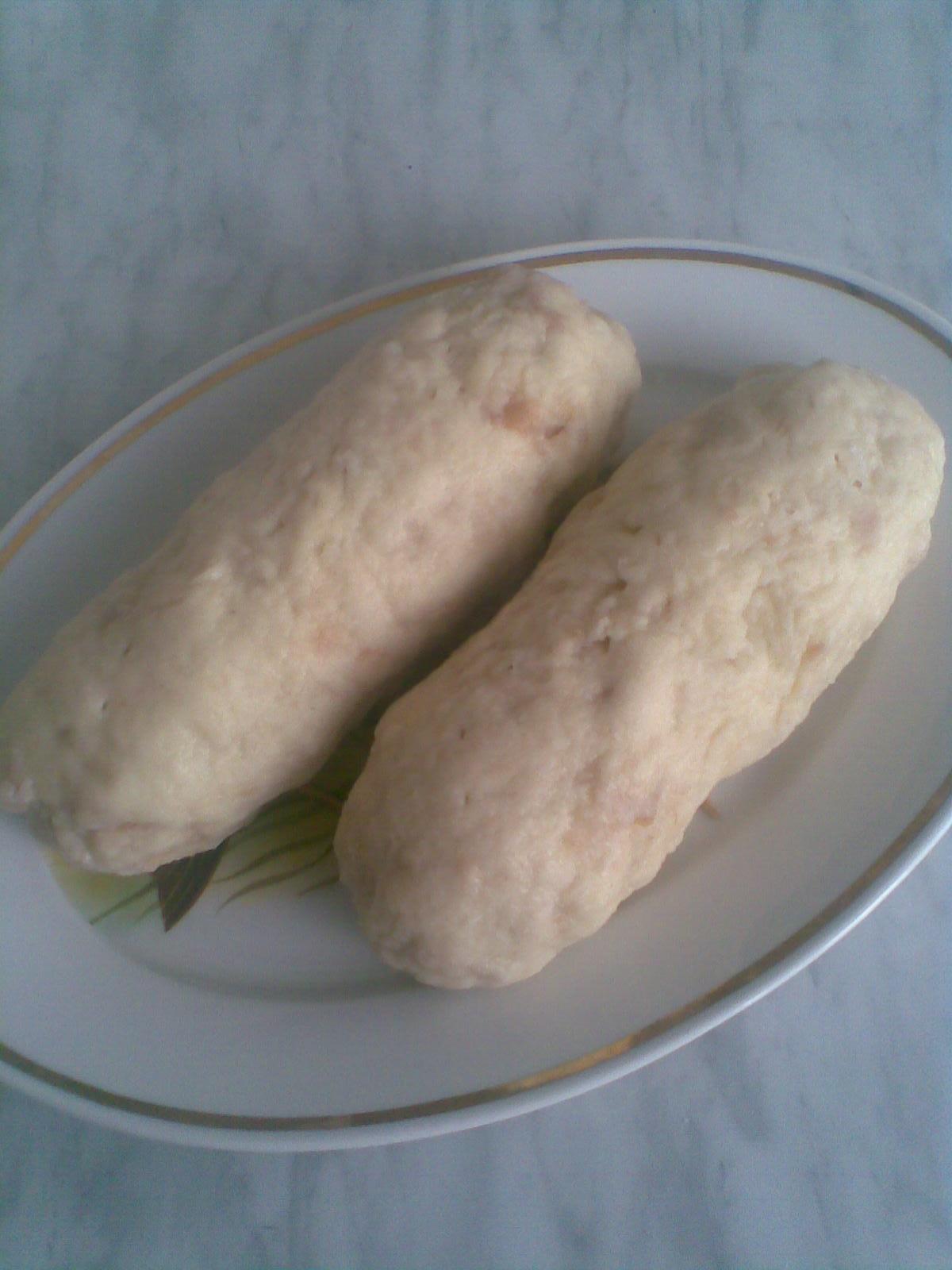 Fotografie receptu: Kynutý houskový knedlík